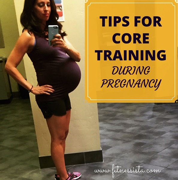 Core Training During Pregnancy
