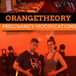 Not sure how to modify your Orangetheory classes while you're pregnant? This post breaks down all of the prenatal modifications for exercises, cardio, strength and tools.